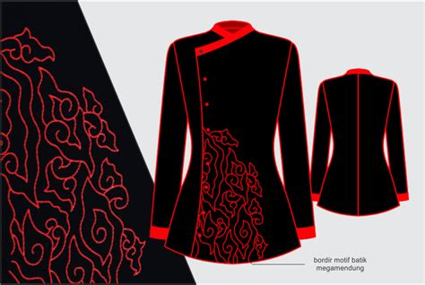 design baju seragam keren sribu food and beverage office uniform clothing design serv