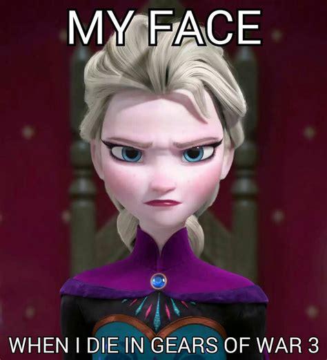 Gears Of War Meme - gears of war 3 meme by queenelsafan2015 on deviantart