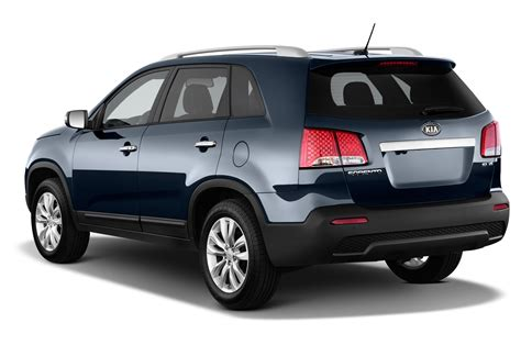 Kia Sorento Used 2012 2012 Kia Sorento Reviews And Rating Motor Trend