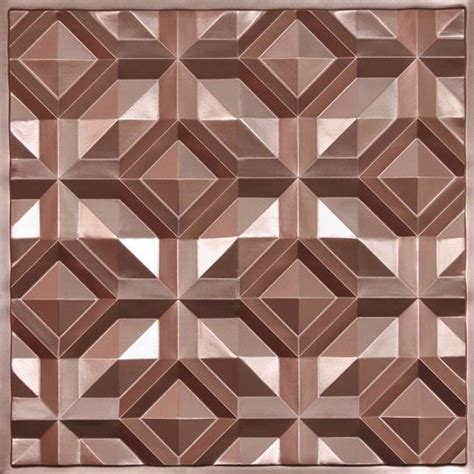 Copper Ceiling Tiles Doric Copper Ceiling Tiles