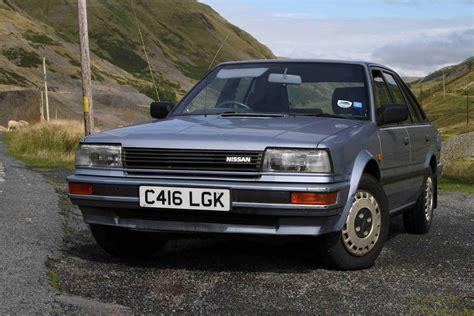 nissan bluebird 1986 nissan bluebird 2 0slx road test