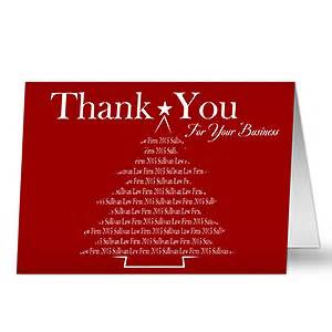 personalized business thank you cards personalized corporate cards thank you for