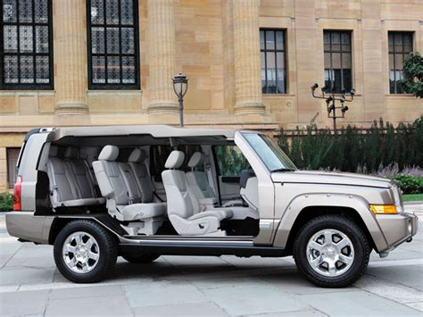 2006 Jeep Commander Accessories Jeep Commander March 2006