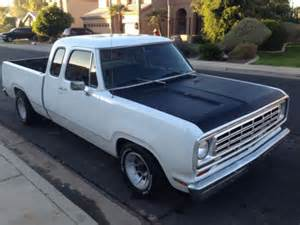 1975 Dodge D100 For Sale Sell New 1975 Dodge D100 Club Cab Bed Rat