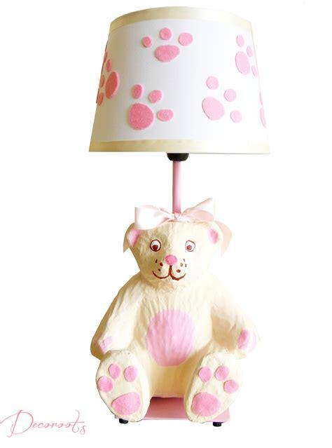 luminaire enfant fille le de chevet enfant b 233 b 233 oursonne et beige enfant b 233 b 233 luminaire enfant b 233 b 233 decoroots