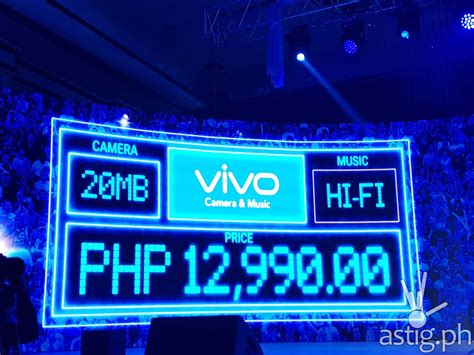 Hello Does 5 Megapixels Now by Vivo 5 20 Megapixel Selfie Smartphone Now In The