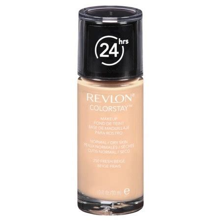 Fond De Ten Cremos New York Color Smooth Skin Mousse Foundation Beige Colorcosmetics Ro Fond De Ten Revlon Colorstay Makeup Normal Skin Fresh Beige 250