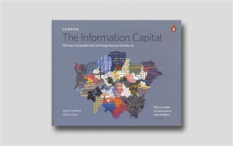london the information capital 50 of the latest art crafts design and photography books to inspire you creative boom