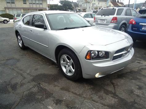 2009 charger mpg 2009 dodge charger sxt 4dr sedan in milwaukee wi bargain