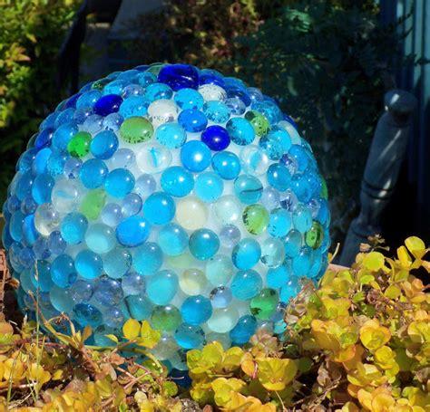 Glass Garden Diy Make The Best Of Things Glass Garden Balls Diy