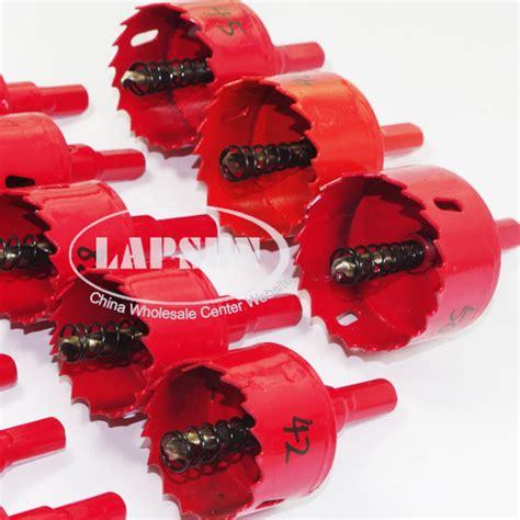 Saw Voss 30mm 48mm 38mm 15pc bi metal m42 hss saw cutter drill bit set f aluminum iron sheet pipe a ebay
