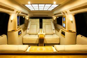 Cadillac One Interior Lexani 2015 Cadillac Escalade Concept One Is Fit For A King