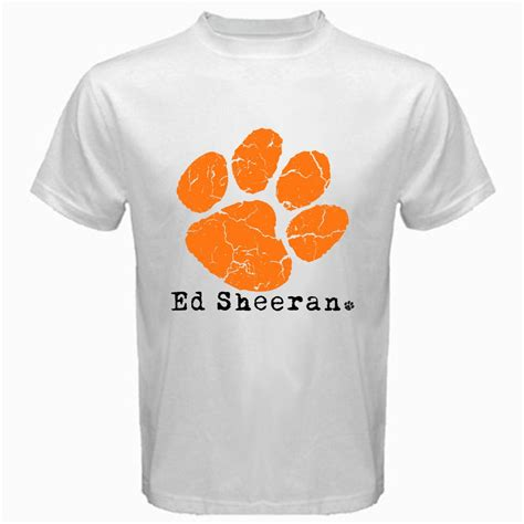 T Shirt Indonesia 04 04 i i paw ed sheeran t shirt cd album band