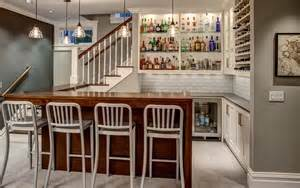 Home Design White Kitchen clever basement bar ideas making your basement bar shine