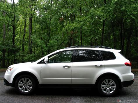 subaru tribeca black subaru tribeca review and photos