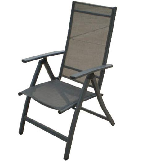 China Adjustable Patio Sling Folding Chair China Garden Adjustable Patio Chairs