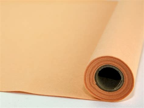 Acrylic Bening Per Meter plain acrylic felt fabric micro roll per 2 5 metre roll