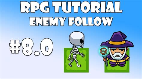 unity tutorial enemy 8 0 unity rpg tutorial enemy movement rpg gmes
