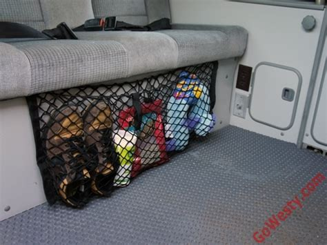 bench seat cargo net bench seat cargo net gowesty cer products parts