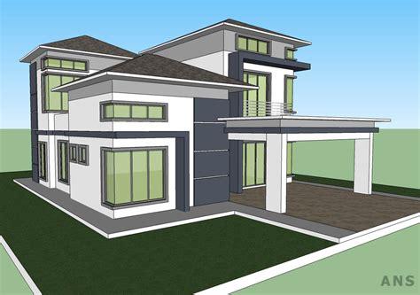 Home Interior Warehouse Banglo Arkitek Norman Selamat
