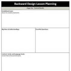 dok lesson plan template lesson plans templates and design on