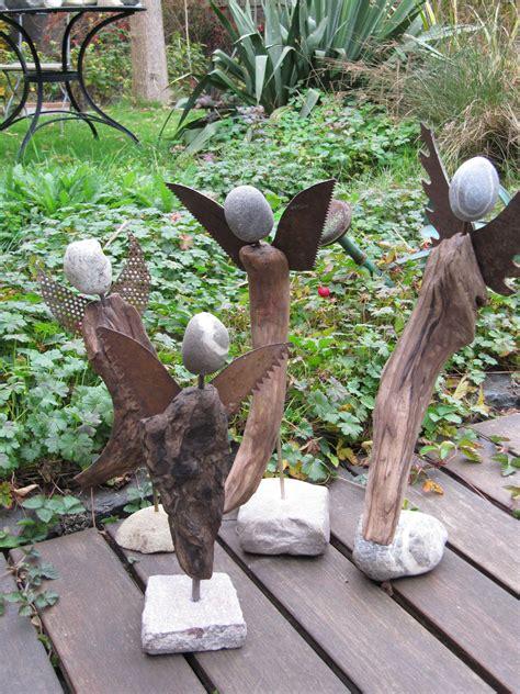 Idee Deco Petit Jardin 3418 by Mit Schwemmholz Vom Bodensee Engelhaftes