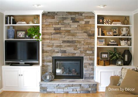 Fireplace Bookshelves Design Fireplace Bookcase Ideas Homedesignpictures