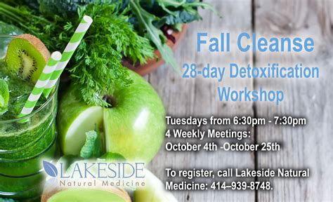 Detox And Cleansing In Milwaukee Wi by Lakeside Medicine Milwaukee Naturopathic