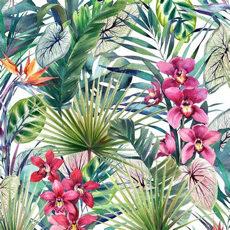 graham brown strata aloha tropical multi removable