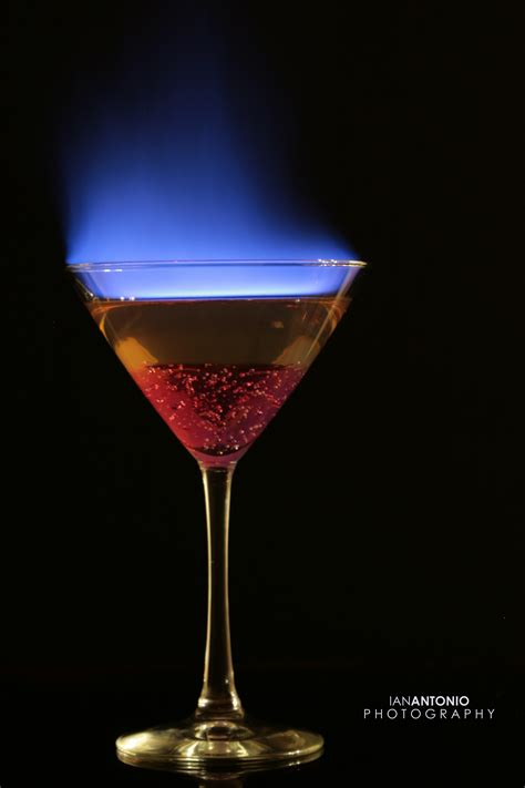martini flaming flaming tequila take 6