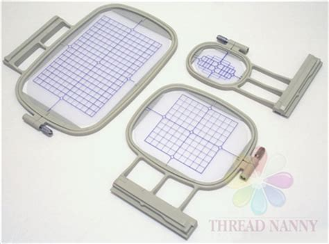 is the sa448 hoop compatible with the dreamweaver xe set of 3 embroidery machine hoops for brother innovis