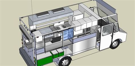 food truck design concept design concept for food truck the lunch truck biz