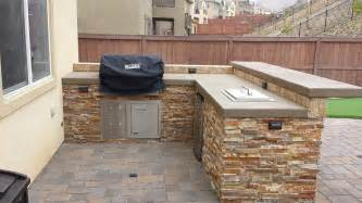 Outdoor Kitchen Island Custom Bbq Island San Diego Outdoor Kitchens San Diego
