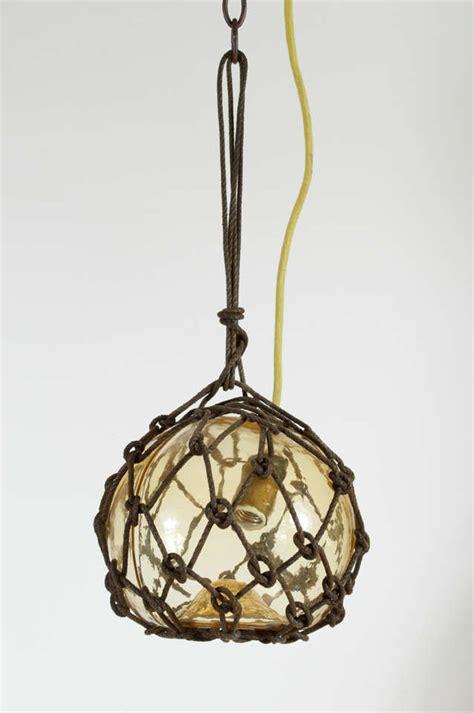 Antique Japanese Fishing Float At 1stdibs Pendant Fishing Light