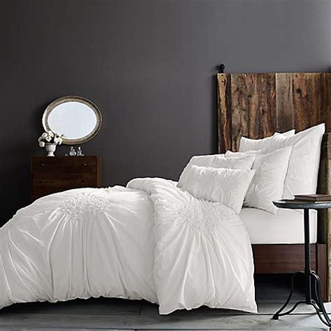 wamsutta bedding wamsutta 174 vintage ruched duvet cover bed bath beyond