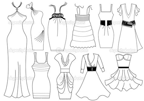 color pattern fashion coloring design fashion coloring pages