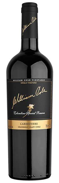 columbine special reserve william cole vineyards - Mirador Columbine