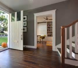 white trim gray walls and dark wood floors recipes entrees food ideas juxtapost