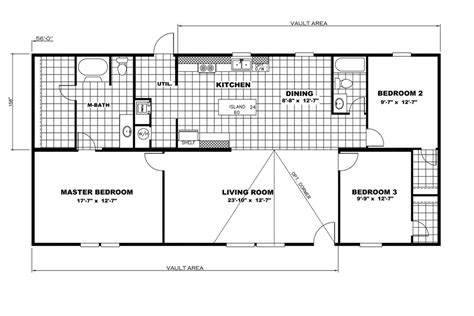 odyssey floor plan the odyssey woods mobile homes