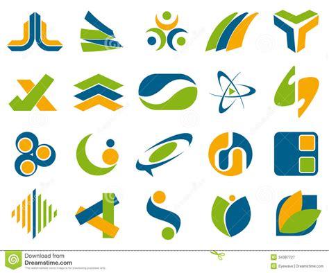 design elements company image logo libre de droit