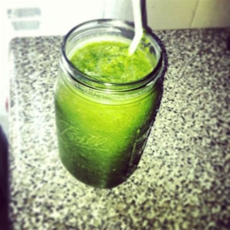 Digestive System Detox Smoothie by All Colon Cleansing Green Smoothie Recipe Ifit