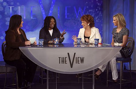 Rosie Odonnell Is Staying On The View For Now by The View 2007 Rosie