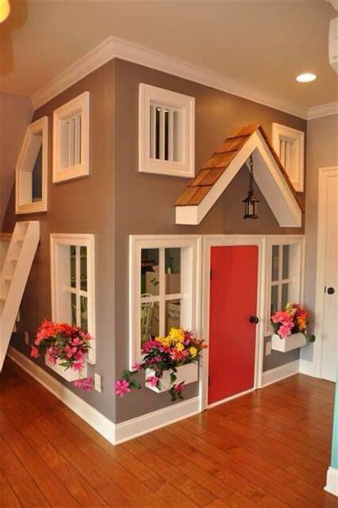 indoor playhouse cool bed indoor playhouse indoor playhouse pinterest