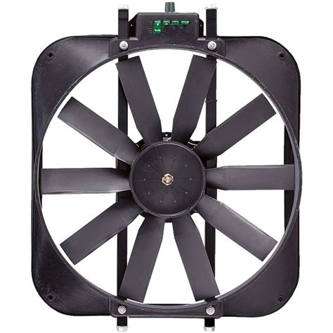 18 inch electric radiator fan flex a lite 18 quot electric radiator fan with shroud