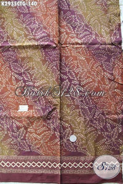 Batik Cap Nusantara Contoh Kain Batik Nusantara Khas Jawa Tengah Batik