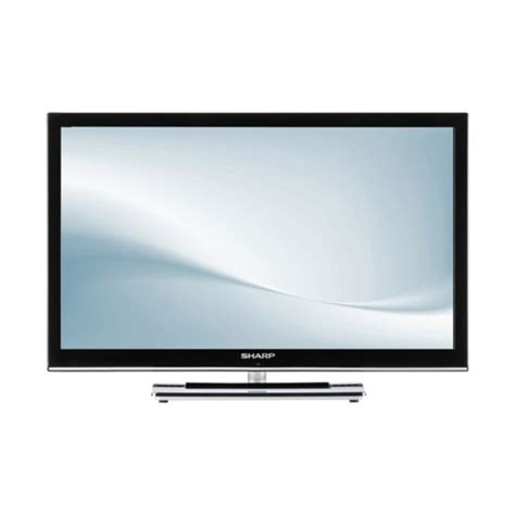 Tv Sharp 24 Inchi Tabung buy sharp 24dv250k 24 inch hd ready 720p led tv dvd combi with freeview from our sharp range