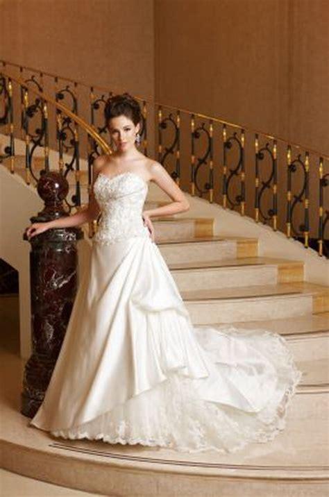 Brautkleid Seide by Hochzeitskleid Seide