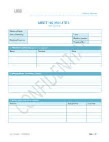 minutes template for meeting template meeting minutes http webdesign14