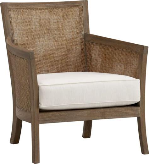 rattan barrel chair cushions grey wash chair with fabric cushion grey crate