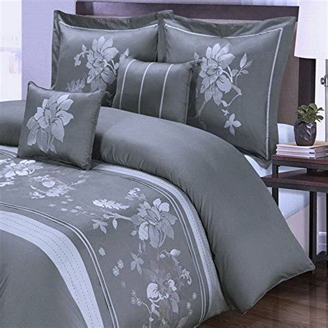 gray floral bedding 201 best gray bedding images on pinterest gray bedding